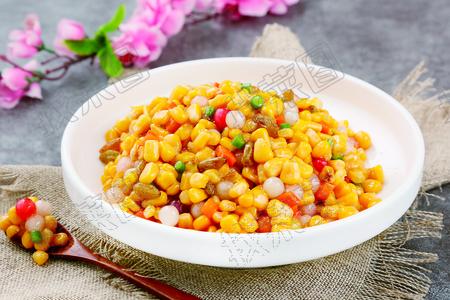 什锦玉米粒 - 找菜图