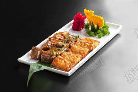 排骨烧带鱼 - 找菜图