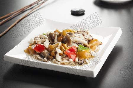 三色杂菌 - 找菜图