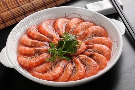 沸水虾 - 找菜图