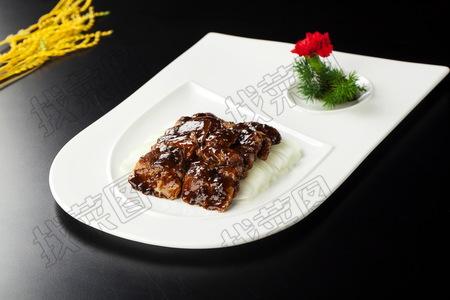 黑椒肉扒 - 找菜图