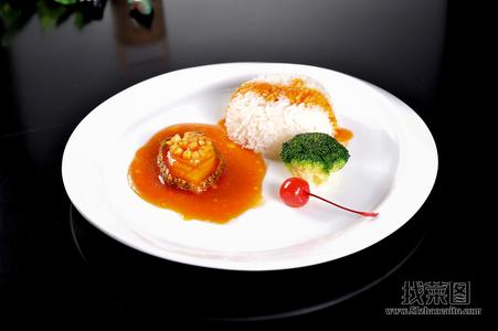 鲍鱼扣饭 - 找菜图