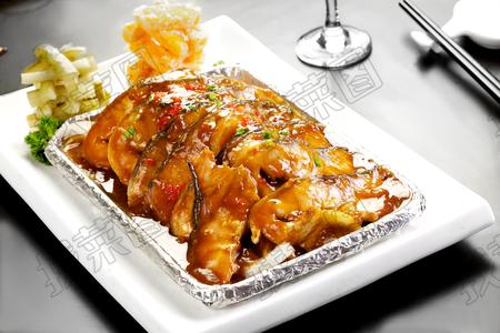 铁板鳇鱼 - 找菜图