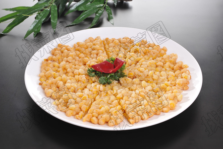 黄金玉米烙 - 找菜图