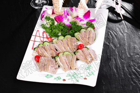 伏灵白玉肘 - 找菜图