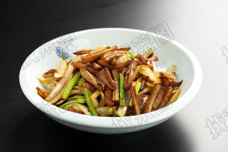 土碗炒香藕 - 找菜图