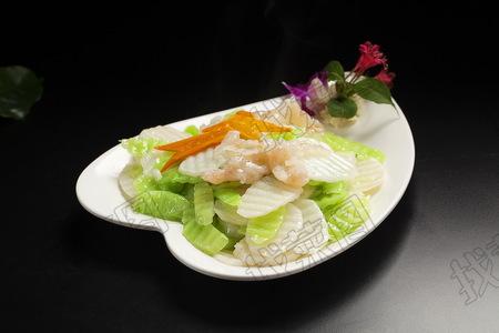 翡翠玻璃虾 - 找菜图