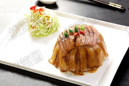 红鱼干蒸五花肉 - 找菜图