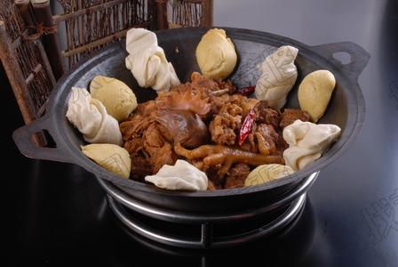 干锅鸡 - 找菜图