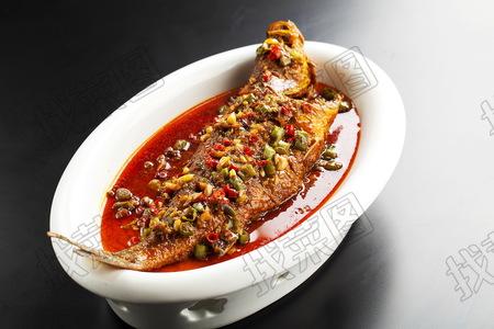 臭味鲈鱼 - 找菜图