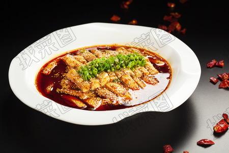 红油钵钵鸡 - 找菜图