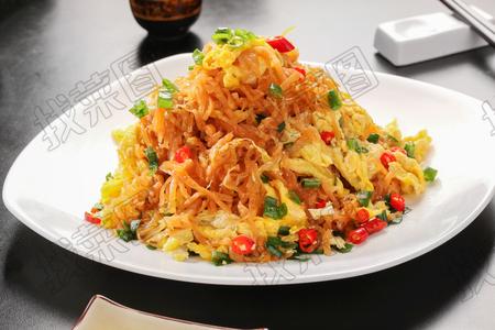 鸡蛋炒酸菜 - 找菜图