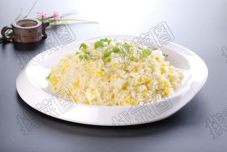 蛋炒饭 - 找菜图