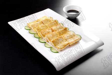 铁板煎豆腐 - 找菜图