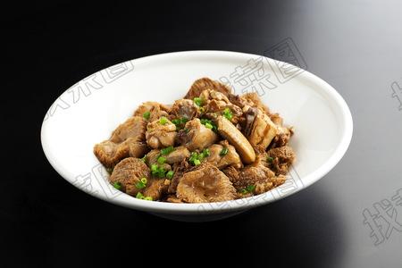 猴头菇炖老鸡 - 找菜图