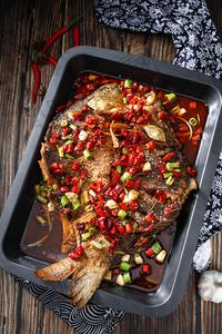 楚国烤鱼 - 找菜图