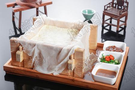 自制小磨豆腐 - 找菜图