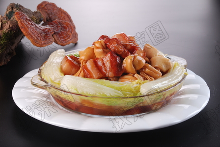 豆结焖肉 - 找菜图