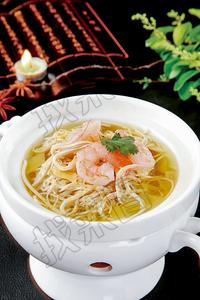 虾仁煮云丝 - 找菜图
